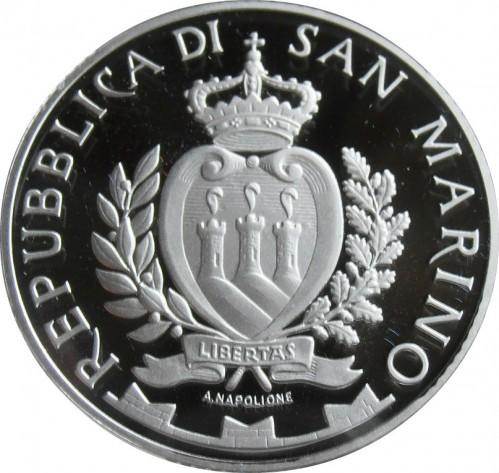5 Euro 2016 Death Of Giovanni Bellini San Marino Münzen Wert