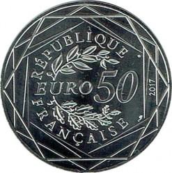 Moneta > 50euro, 2017 - Francja  (Marsylianka) - obverse