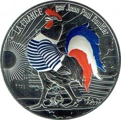 Монета > 50евро, 2017 - Франция  (Петух) - reverse