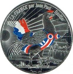 Moneda > 50euros, 2017 - Francia  (Gallo) - reverse