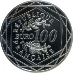 Moneda > 100euros, 2011-2013 - Francia  (Hércules) - obverse