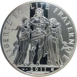Moneda > 100euros, 2011-2013 - Francia  (Hércules) - reverse