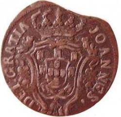 Монета > 5рейса, 1800 - Португалия  - obverse