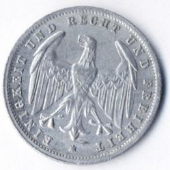 Coin > 500 mark, 1923 - Germany  - obverse
