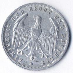 Монета > 500марки, 1923 - Германия  - obverse