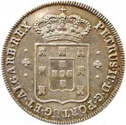 Монета > 60рейса, 1826 - Португалия  - obverse