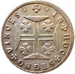 Монета > 60рейса, 1826 - Португалия  - reverse