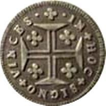 Монета > 60рейса, 1828 - Португалия  - reverse