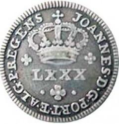 Монета > 80рейса, 1799 - Португалия  - obverse
