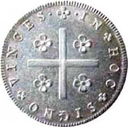 Νόμισμα > 80Ρέις, 1816 - Πορτογαλία  - reverse