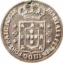 Mynt > 120reis, 1777 - Portugal  - obverse