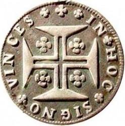 Mynt > 120reis, 1777 - Portugal  - reverse