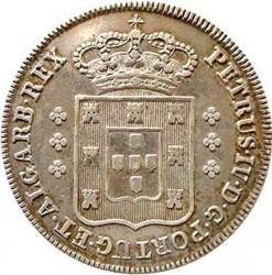 Mynt > 120reis, 1826 - Portugal  - obverse