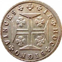 Mynt > 120reis, 1826 - Portugal  - reverse