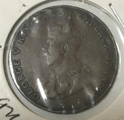 Moneda > 1cent, 1925 - Hong Kong  - obverse