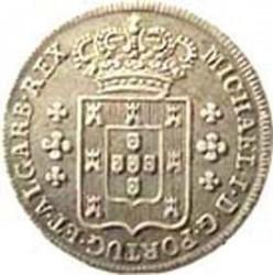Mynt > 120reis, 1828 - Portugal  - obverse