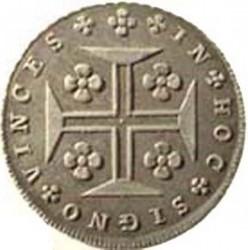 Mynt > 120reis, 1828 - Portugal  - reverse