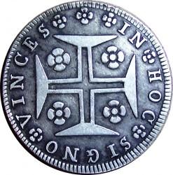 Монета > 400рейса, 1784-1785 - Португалия  - reverse