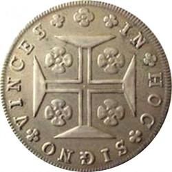 Mynt > 400reis, 1818-1825 - Portugal  - reverse