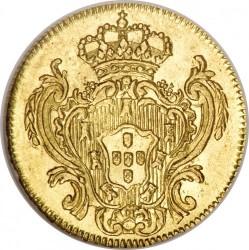 Монета > ½eскудо, 1777-1784 - Португалия  - reverse