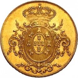 Монета > ½eскудо, 1805-1807 - Португалия  - reverse