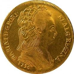 Mynt > 1escudo, 1789-1796 - Portugal  - obverse