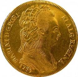 Монета > ½пека, 1789 - Португалия  - obverse