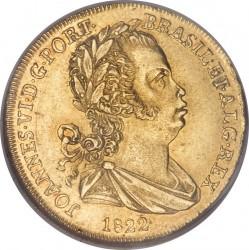 Монета > ½пека, 1818-1822 - Португалия  - obverse