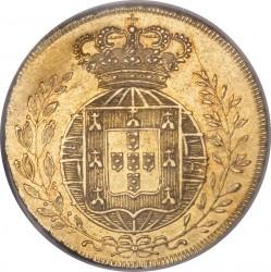 Монета > ½пека, 1818-1822 - Португалия  - reverse