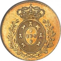 Mynt > ½peca, 1827 - Portugal  - reverse