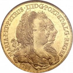 Νόμισμα > 1Πέκα, 1782-1785 - Πορτογαλία  - obverse
