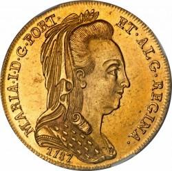 Монета > 1пека, 1787 - Португалия  - obverse
