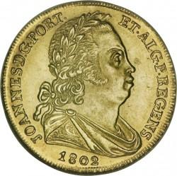 Монета > 1пека, 1802 - Португалия  - obverse