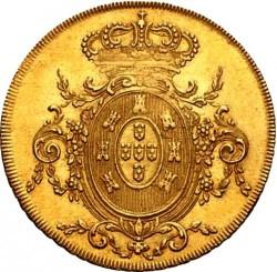 Монета > 1пека, 1805-1815 - Португалия  - reverse