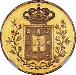 Монета > 1пека, 1833 - Португалия  - reverse