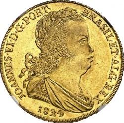 Νόμισμα > 1Πέκα, 1819-1824 - Πορτογαλία  - obverse