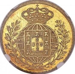 Νόμισμα > 1Πέκα, 1819-1824 - Πορτογαλία  - reverse