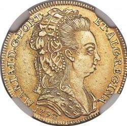 Νόμισμα > 1Εσκούδο, 1789-1796 - Πορτογαλία  - obverse