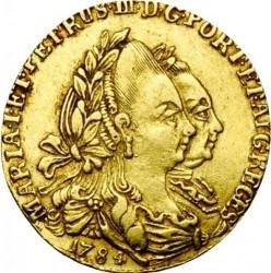 Монета > 1ескудо, 1778-1785 - Португалия  - obverse