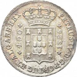 Mynt > 400reis, 1826 - Portugal  - obverse