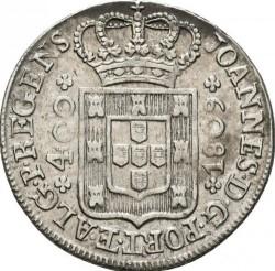 Coin > 400reis, 1802-1816 - Portugal  - obverse