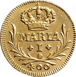 Mynt > 400reis, 1787-1796 - Portugal  - obverse