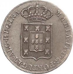 Νόμισμα > 40Ρέις, 1833-1847 - Πορτογαλία  - obverse