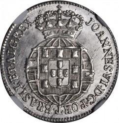 Монета > 60рейса, 1816 - Португалия  - obverse