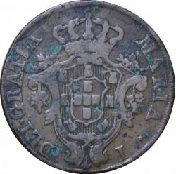 Монета > 10рейса, 1797-1799 - Португалия  - obverse