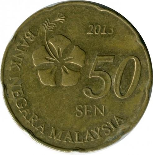 2019 MALAYSIA 50 RINGGIT P-50c UNC/> /> /> /> /> /> />NOR SHAMSIAH MOHD YUNUS HIBISCUS