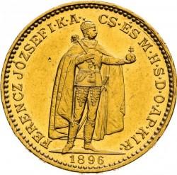 Moneda > 20korona, 1892-1915 - Hongria  - obverse