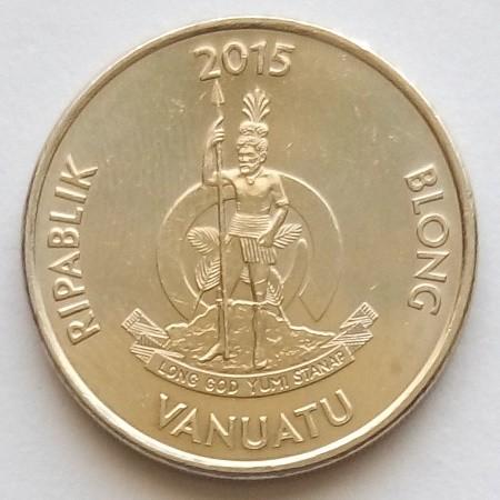 VANUATU 7 COINS HIGH GRADE SET: 1 20 10 2 5 50 and 100 VATU 1999-2009