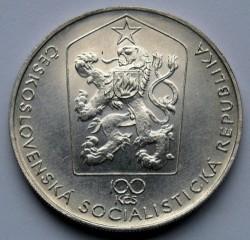 Moneta > 100corone, 1980 - Cecoslovacchia  (100° anniversario - Nascita di Bohumír Šmeral) - obverse