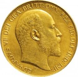 Кованица > 2фунте, 1902 - Уједињено Краљевство  - obverse